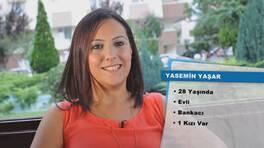 Yasemin Yaşar'ın teşekkür mektubu