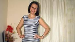 """""""2013 Bahar Modası"""" konseptinin kazananı Seçil Serter"""