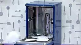 Eşiniz 90 saniyede bulaşık makinasine kaç tabak atabilir?