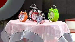 Eşiniz 60 saniyede kaç tane çalar saati düşürebilir?