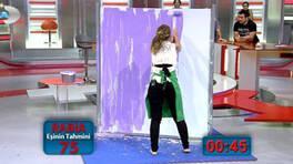 Eşiniz bir duvarı ne kadar sürede boyar?