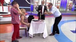 Çocuktan al haberi!: İlker Ayrık minik yarışmacıdan böyle tırstı!