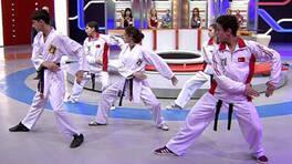 İlker Ayrık'tan karate şov!