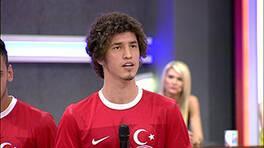 Genç Milli Futbol Takımı Ben Bilmem Eşim Bilir'de!