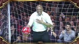 Beyaz ve Roberto Carlos Penaltı Atışları