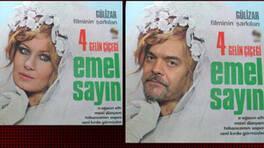 Emel Sayın albüm kapaklarında Beyaz!