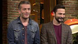 Ahmet Kural ve Murat Cemcirin stüdyoya girişi olay oldu!