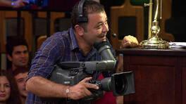 Beyazın Kameraman Fahrettine takıldığı anlar
