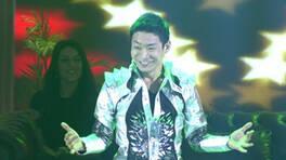 Kenichi Ebinadan inanılmaz dans şov