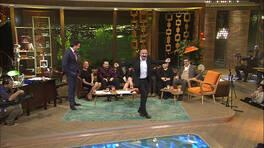 Cengiz Bozkurttan Erdal Bakkal dansı