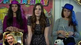 Derya Şensoya doğum günü süprizi