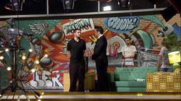 Beyaz Showun graffiti resmi bitii!