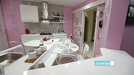 İşte Rejin Hanım'ın yenilenen mutfağı
