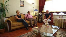 Mimarımız, Özkan Ailesi'nin evine geliyor
