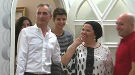 Karaca Ailesi evlerine geliyor