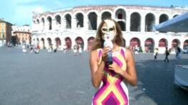 Tuğba Özay İtalya'da