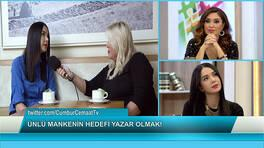 Elif Ece Uzun, Cümbür Cemaat Programına özel röportaj verdi!