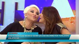 Bayağı bir öpüştünüz yani!