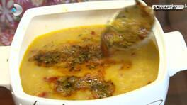 Soğanlı Mahuta Çorbası tarifi
