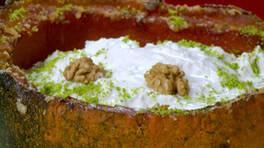Kara Kabak Tatlısı tarifi