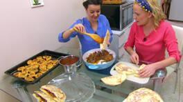 Bazlama Kebabı -  Bazlama Kebabı Tarifi -  Bazlama Kebabı Nasıl Yapılır?