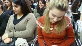 Genç Bakış 15.02.2012 yayınından fotoğraflar