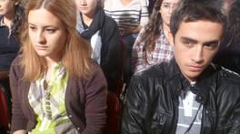 Genç Bakış 19.10.2011 yayınından fotoğraflar