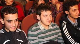 Genç Bakış 02.11.2011 yayınından fotoğraflar