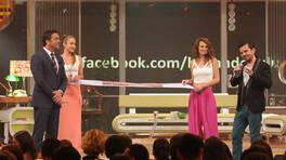 Beyaz Show - 15 Haziran 2012 yayını