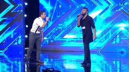 X Factor - Polat ve Salih