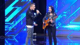 X Factor - Mehtap ve Şahin