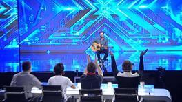 X Factor tanıtımdan kareler -1