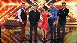 X Factor hazırlıklarından ilk kareler!