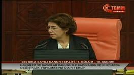 "Mecliste ""SARAY"" tartışması!.."