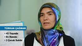 Salı günü, Habibler'de yaşayan Türkan Çağman'ın çocuk odasını yenileyeceğiz!