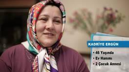Çarşamba günü, Sefaköy'de yaşayan Kadriye Ergün'ün banyosunu yenileyeceğiz!