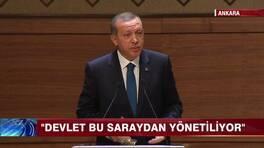 """""""Erdoğan'ın değil, Türk Milleti'nin sarayı!"""""""
