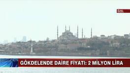 Cüneyt Özdemir ile Kanal D Haber tartışılan gökdelenin içinde!