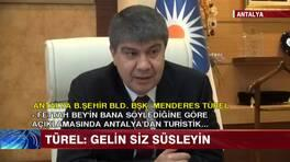 Turizimciden Antalya eleştirisi