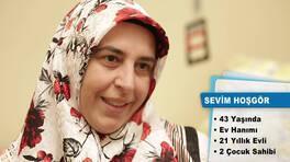 Pazartesi günü, Kağıthane'de yaşayan Sevim Hoşgör'ün salonunu yenileyeceğiz