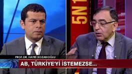 AB, Türkiye'yi istemezse...