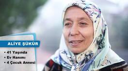 Salı günü, Çengelköy'de yaşayan Aliye Şükür'ün mutfak,salon,holünü yenileyeceğiz
