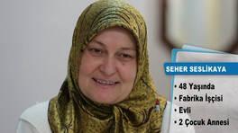 Perşembe günü, Fatih'de yaşayan Seher Seslikaya'nin tüm evini yenileyeceğiz