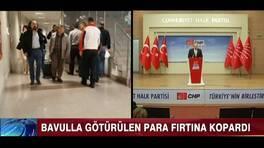 Türkiye Bavulla götürülen paraları konuşuyor!