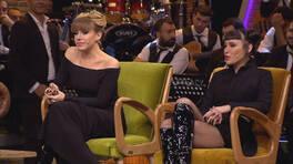 Aycan Şencan ve Nurcan Şencan kardeşler Beyaz Show'a konuk oldu!