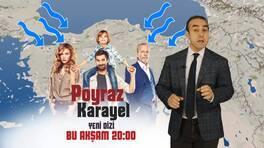 Türkiye'de Poyraz Karayel etkisi!