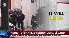 Paris'te Katliam: 12 Ölü
