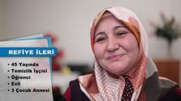 Evim Şahane Çarşamba günü, Zeytinburnu'nda yaşayan Refiye İleri'nin banyosunu yenileyecek