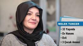 Evim Şahane Perşembe günü, İkitelli'de yaşayan Melek Tuncer'in mutfağını yenileyecek