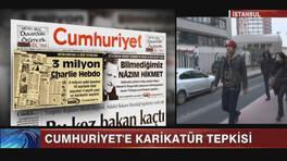 Cumhuriyet Gazetesi'ne Charlie Hebdo soruşturması!